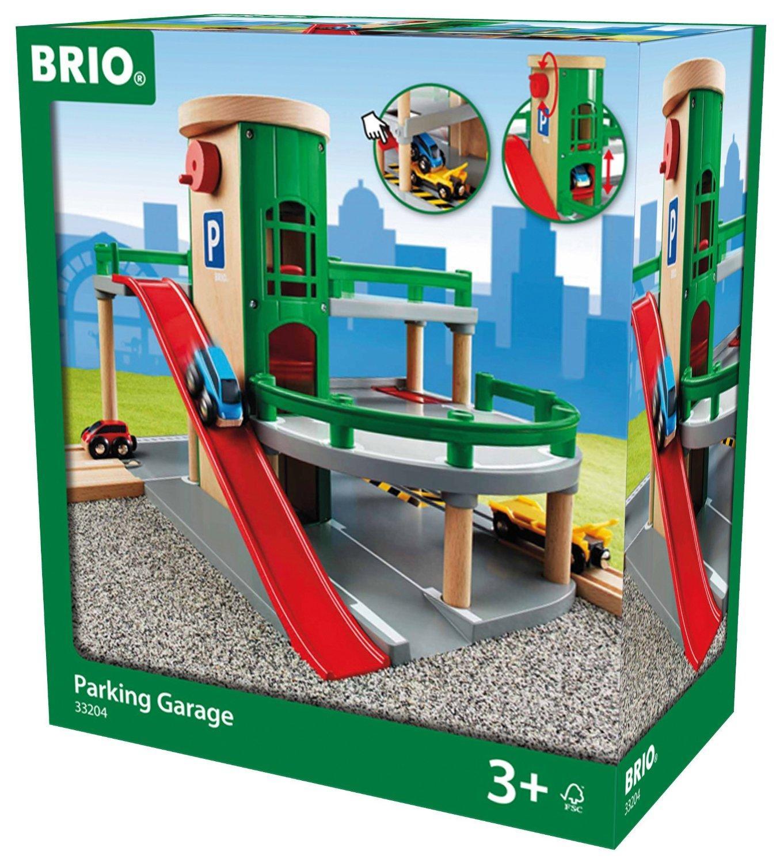 [Membres Premium] Jeu de Construction Garage Rail / Route Brio - 33204