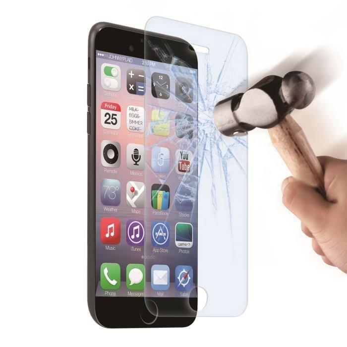 Film Protecteur en Verre Trempé pour Apple iPhone 6/6S