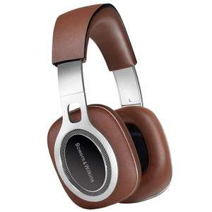 Casque Bowers & Wilkins P9 Signature - Chrome/Marron