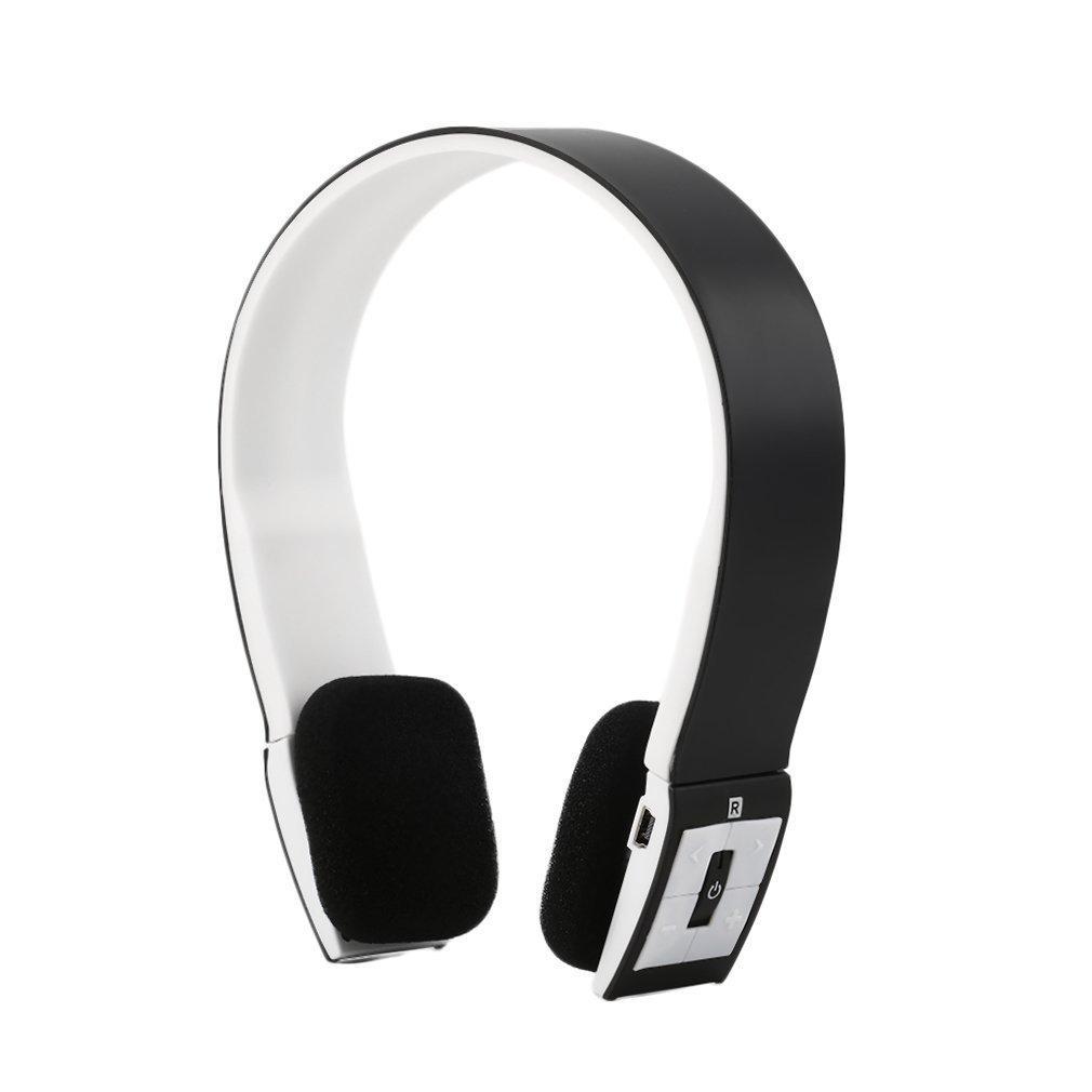 Casque Stéréo Bluetooth Sans-fil Tsing avec Microphone Intégré