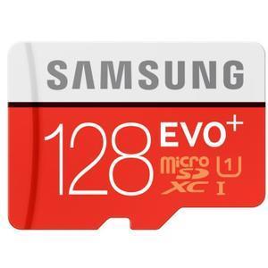 Carte MicroSDXC 128 Go Samsung Evo Plus