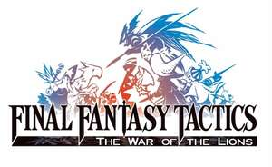 Final Fantasy Tactics: The War of the Lions sur Android