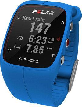 Montre connectée GPS Polar M400 Multisport - Bleu (via 20€ d'ODR)