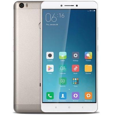 "Smartphone 6.44"" Xiaomi Mi Max Gold - Full HD, Snapdragon 650, RAM 3 Go, ROM 32 Go"