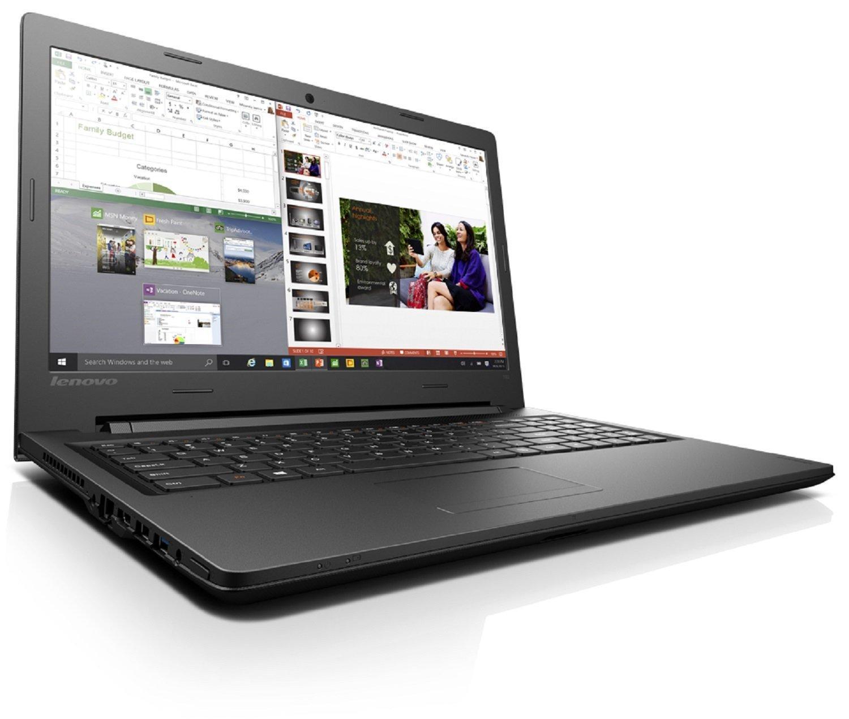 "PC Portable 15"" Lenovo IdeaPad 100-15IBD - i3-5005U, RAM 4 Go, HDD 500 Go, Windows 10"
