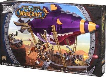Jouet Mega Bloks World of Warcraft - Goblin Zeppelin (91014)