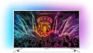 "TV 65""  Philips 65PUS6521 - 4K UHD, LED, Ambilight (via 281.8€ d'ODR)"