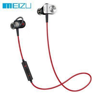 Écouteurs intra-auriculaires Bluetooth Meizu EP-51 - rouge / noir