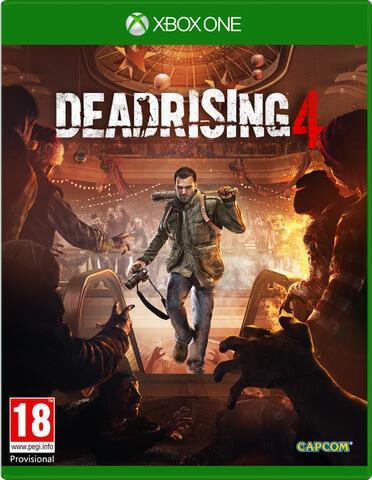[Précommande] Dead Rising 4 sur Xbox One