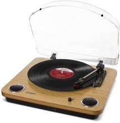 Platine vinyle USB Ion Max LP wood