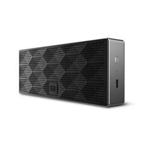 Enceinte Bluetooth Xiaomi Mi Square Box - noir