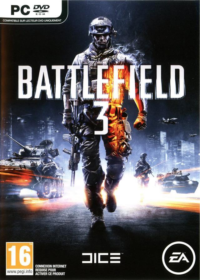 Sélection de jeux vidéo sur PC (dématérialisés) en promotion - Ex : Battlefield 3