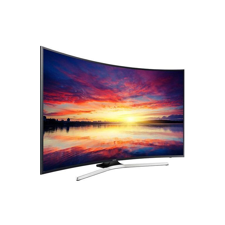 "Sélection de produits - Ex: TV LED 55"" Samsung UE55KU6170, Incurvée, 4K, HDR, Smart TV, PQI 1400"