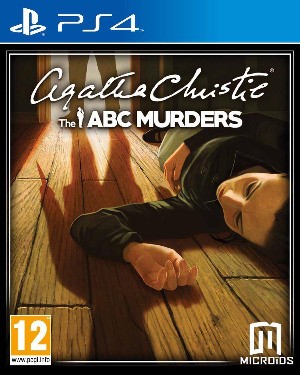 Agatha Christie: A.B.C contre Poirot sur PS4