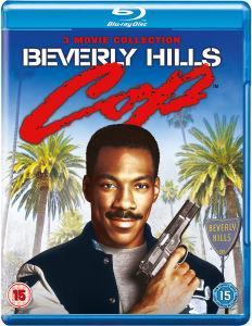 Coffret Blu-ray Le flic de Beverly Hills - La Trilogie