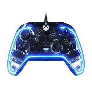 Manette filaire PDP Afterglow Prismatic pour Xbox One / PC