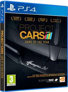 Project CARS - Game of the Year Edition sur PS4 et Xbox One