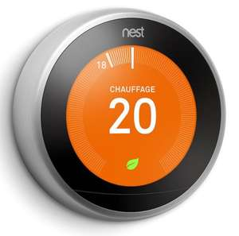 Thermostat Nest Learning Troisième Génération