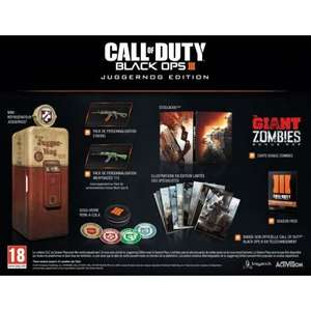 Call of Duty Black Ops III Juggernog Edition sur Xbox One