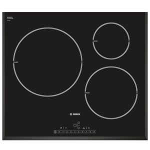 Plaque induction Bosch PIL651B18E - 3 feux