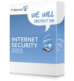 F Secure Anti-Virus 2013 : Licence 1 an gratuite (Au lieu de 30 €)
