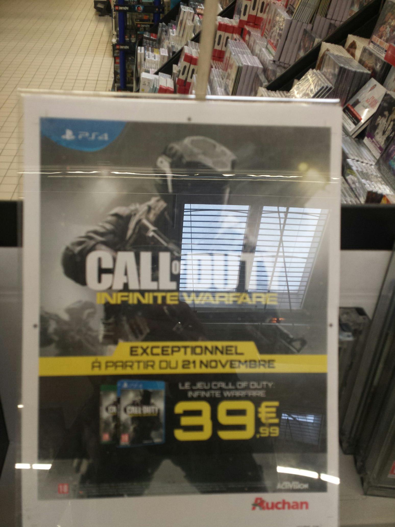 Call of Duty Infinite Warfare PS4 / Xbox One