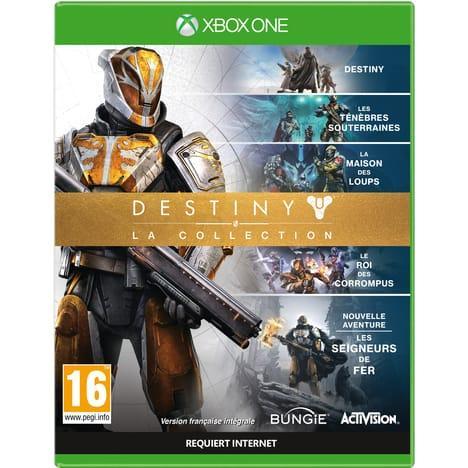 Sélection de jeux Xbox One et PS4 en promo - Ex : Destiny : La Collection