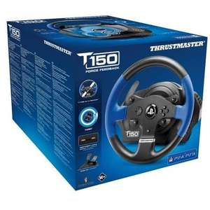 Volant compatible PS4/PS3 PC Thrustmaster T150 RS