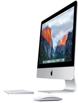 """Ordinateur de bureau 21.5"""" Apple iMac - i5 1.6GHz, RAM 8 Go, HDD 1 To"""