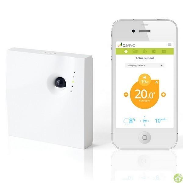 Thermostat connecté Qivivo