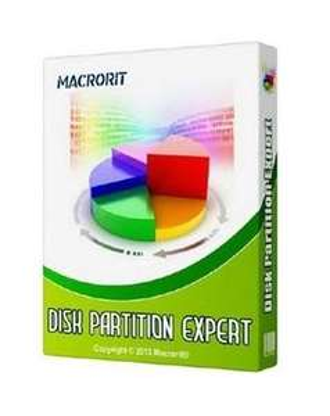 Logiciel Macrorit Disk Partition Expert 3.9 Pro gratuit