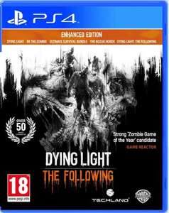 Dying Light: The Following - Enhanced Edition sur PS4 et Xbox One