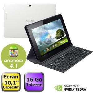 """Tablette Asus Memo Pad 10"""" 16 Go + Clavier avec ODR (50€)"""