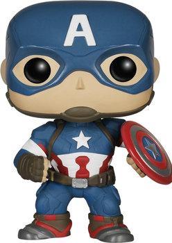 50% de réduction sur une sélection de figurines Funko Pop! - Ex : Marvel: Avengers 2 - Captain America