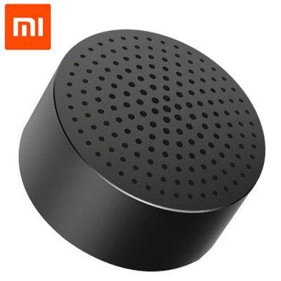 Enceinte Sans-fil Xiaomi Aluminium (Grise) - Bluetooth