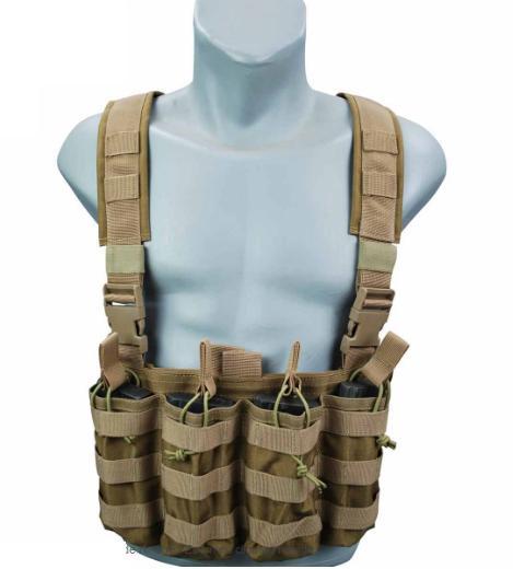 Sélection d'articles en promotion - Ex : Gilet de combat Chest Rig AK47 Bulldog Tactical
