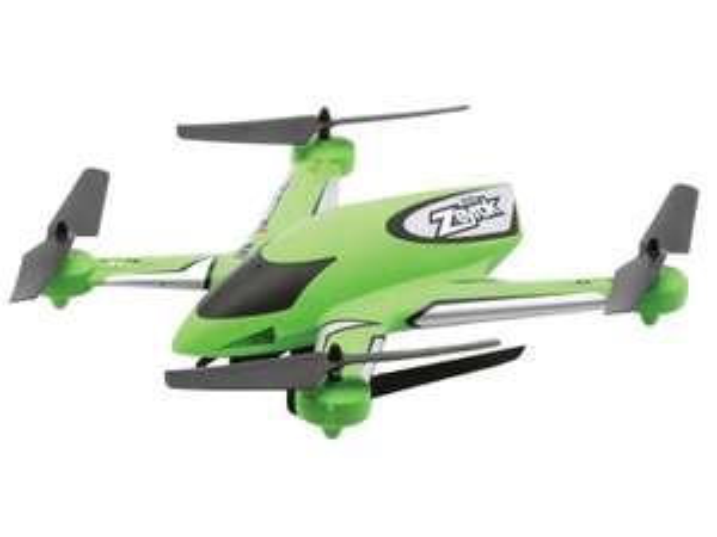 Sélection de modéles réduit en promo - Ex : Drone Horizon Blade Zeyrok RTF + camera vert ou jaune