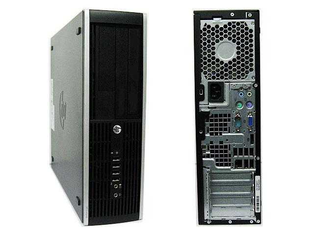 Ordinateur HP 6200 Pro (Pentium G630, 4 Go de RAM, 250 Go) - reconditionné