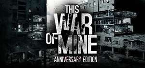 This War of Mine Anniversary Edition sur PC (Dématerialisé -Steam)