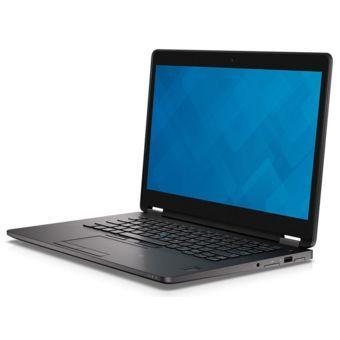"""PC Portable 14"""" tactile  Dell Latitude E7470 - QHD - i5-6300U - SSD 256 Go - 8 Go RAM - Windows 10 Pro"""