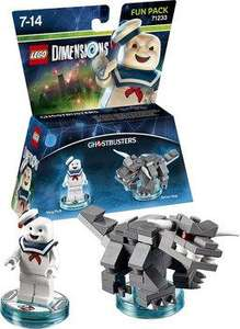 Jouet Warner Bros. Lego Dimensions: Pack Héros - Stay Puft