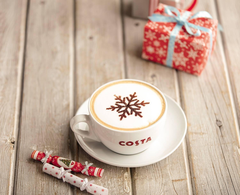 Un cappuccino au sirop d'érable offert (sur présentation d'un article)