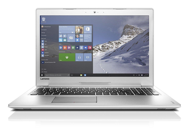 "[Membres Premium] PC portable 15.6"" full HD (1920 x 1080) Lenovo Ideapad 510-15ISK (i5-6200U, GT-940MX, 6 Go de RAM, 1 To + 128 Go)"