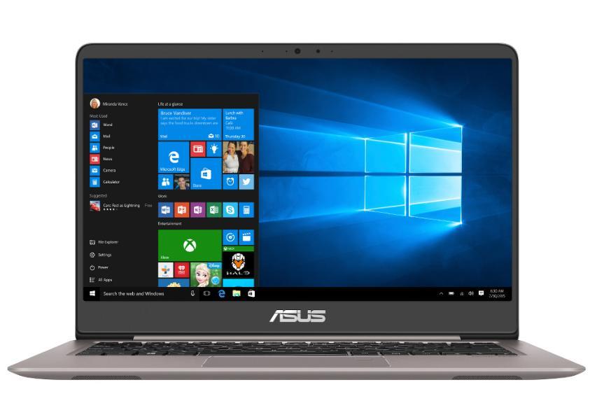 "Ultrabook 14"" Asus Zenbook UX410UQ-GV039T - i5 7200u, Geforce 940MX, SSD 128Go + HDD 1To"