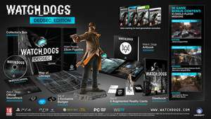 Watch Dogs Dedsec Edition sur PC / PS4 / PS3