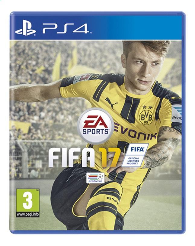 Jeu Fifa 17 sur PS4