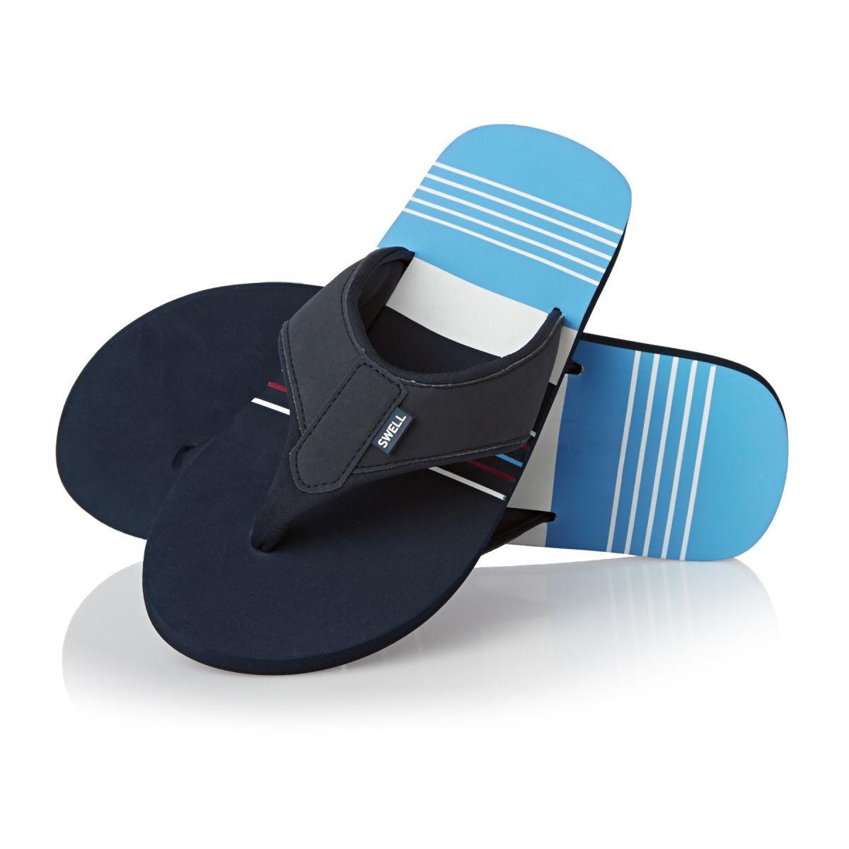 Tongs Swell Homme Morland Flip Flops Stripe
