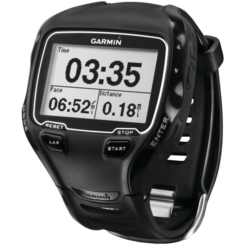 Montre GPS Garmin Forerunner 910XT Multisports - Noir