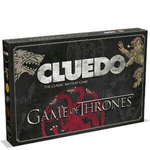 Jeu de société Cluedo Game of Thrones