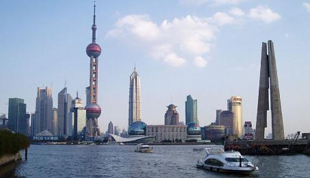 Vol direct Paris-Shanghai A/R